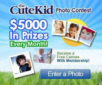 Pinterest Rss Feed: Cute Kid Contest