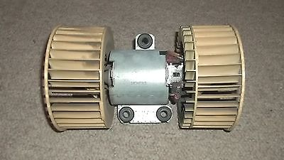 cool BMW CABIN HEATER AC BLOWER FAN MOTOR E39 X5 19972003