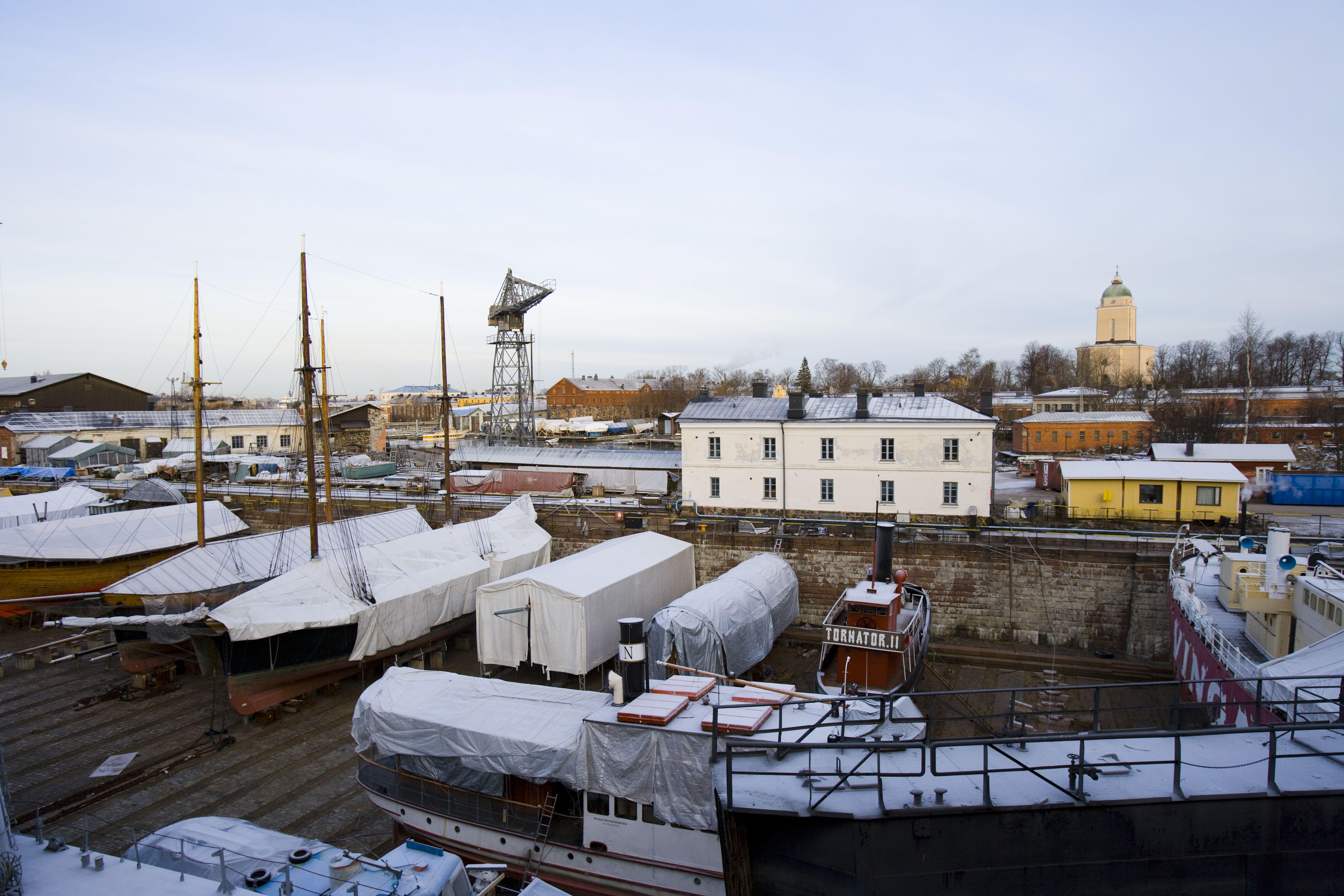 Telakka Helsinki
