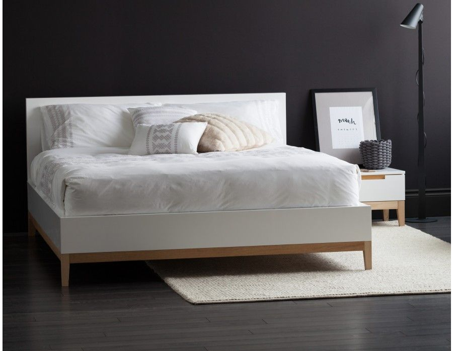 OLIVER Queen size bed