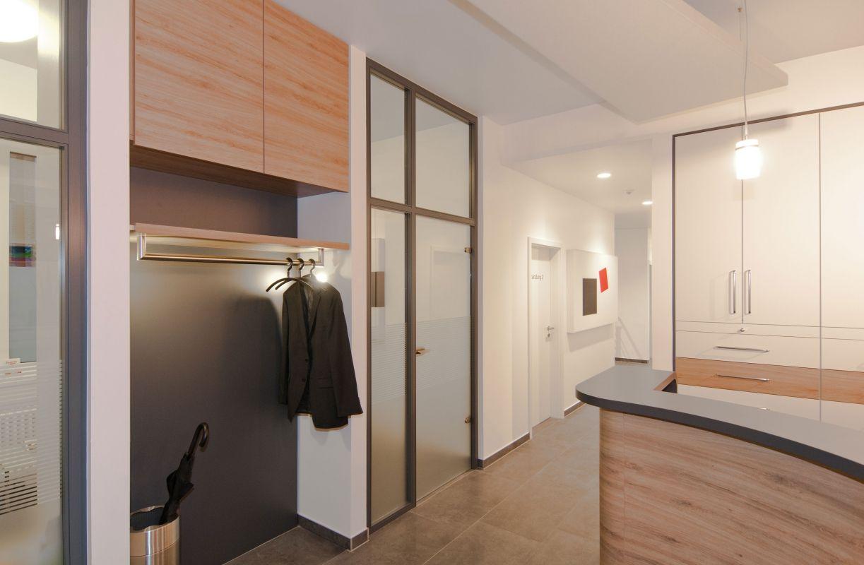 Classen Design   Individuelle Einrichtungslösungen Für Büro, Objekt, Praxis  Und Ihr Zuhause   Garderobe