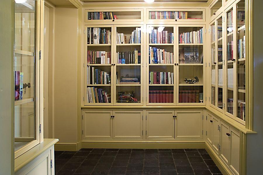 oude boekenkast inbouw - Google zoeken - boekenkast | Pinterest ...