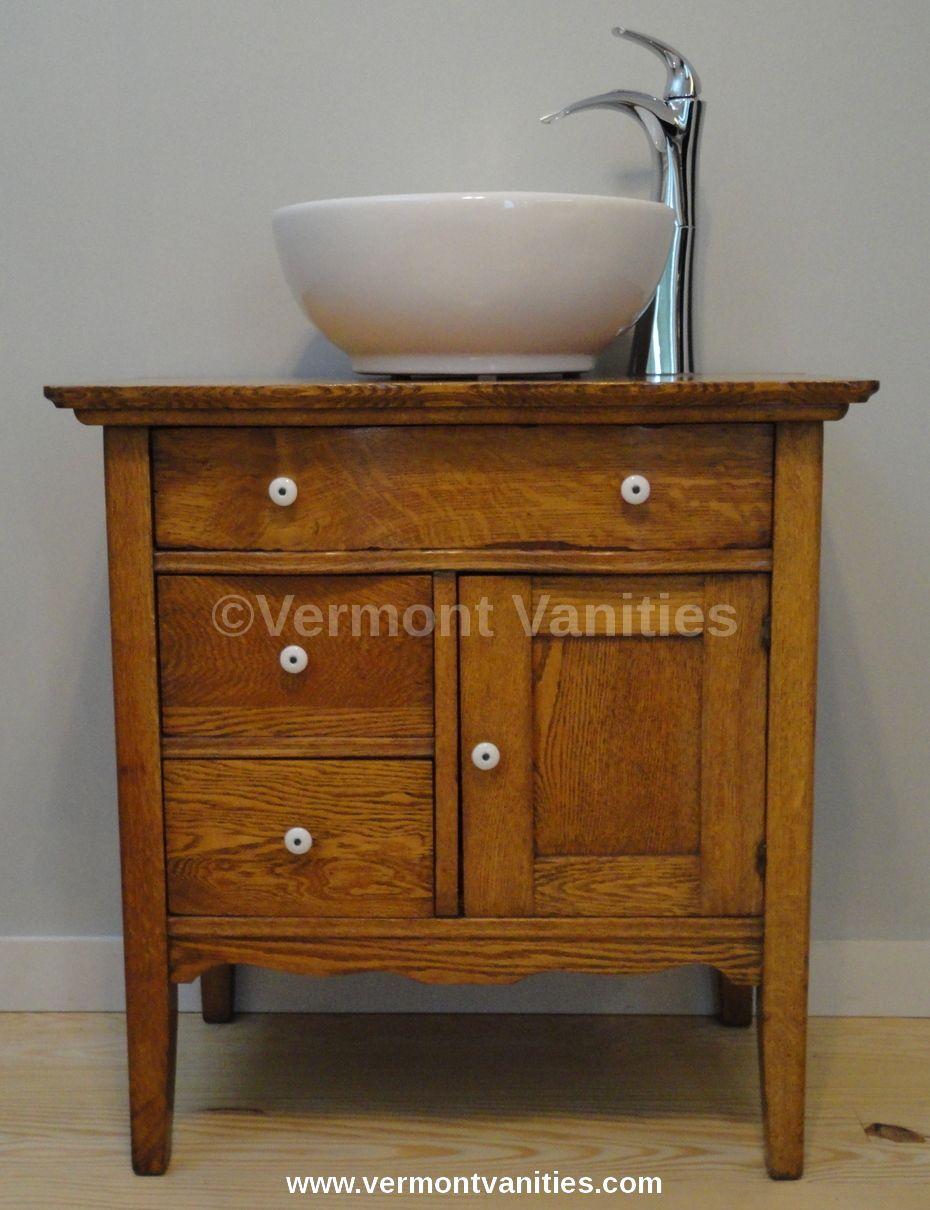 Vermont Vanities Bathroom Vanity Custom Bathroom Vanity Vintage Bathroom Vanities Vintage Bathroom Sinks