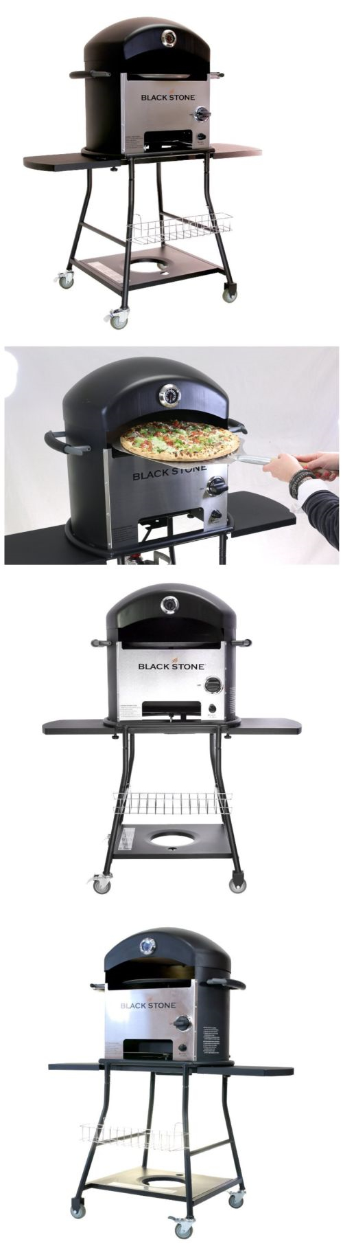 Camping Ovens 181387: Blackstone Outdoor Pizza Oven 60,000 Btu ...