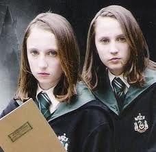 Hestia Carrow Character Actor Harry Potter Characters Hogwarts School
