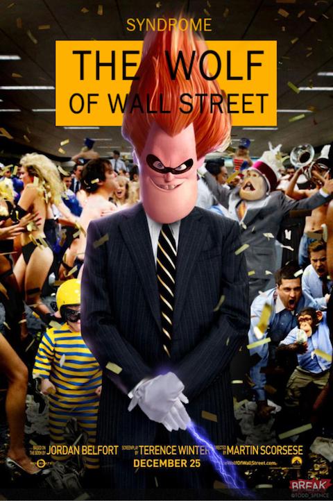 Parodia Pixar carteles de películas nominadas al Oscar http://ow.ly/u2n3M