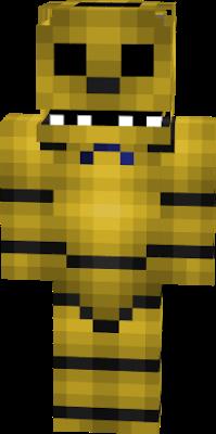 Minecraft Fnaf Girl Skins Gold Freddie Anazhthsh Google Boys