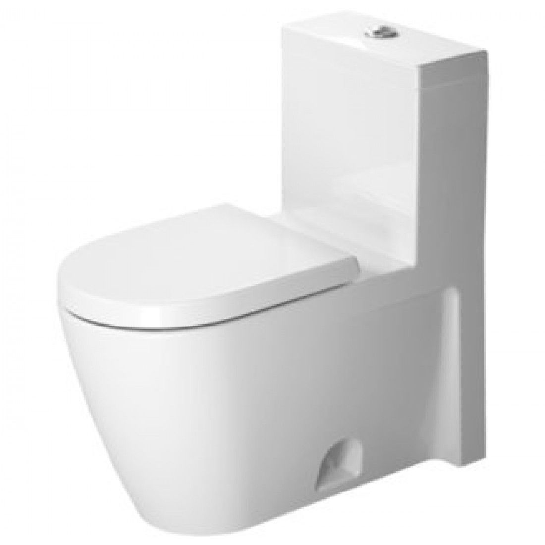 Duravit White Starck 2 Toilet One Piece Without Seat Modern Toilet Modern Bathroom Decor One Piece Toilets