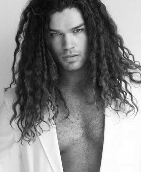 Superb 1000 Images About Men39S Long Hair Styles On Pinterest Men With Short Hairstyles For Black Women Fulllsitofus