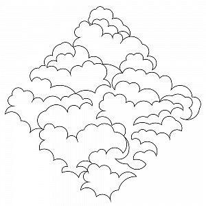 Clouds block 001