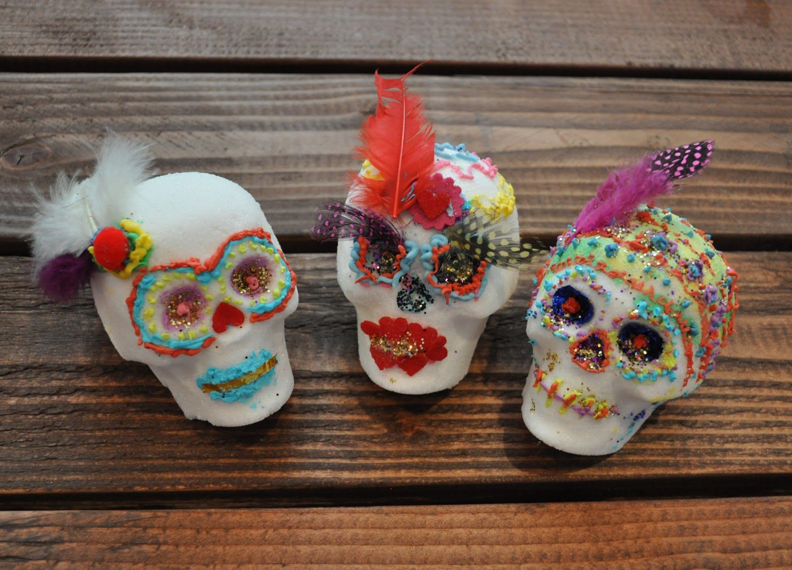 Part two of sugar skull making is the best part decorating your sugar skull after making colorful frosting! What youu0026 need -mer. : sugar skull decoration ideas - www.pureclipart.com