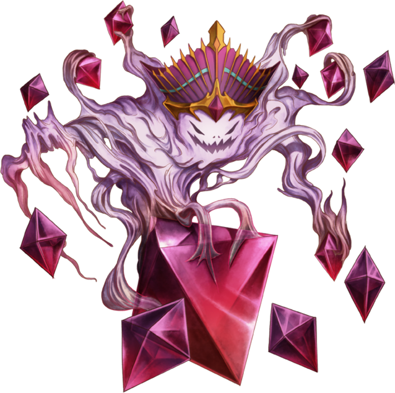 No.291 鬼魅萬年靈魂石 Dark Prime Soulstone #神魔之塔 #神魔_素材