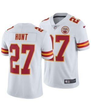 sneakers for cheap 9e154 33932 Nike Men's Kareem Hunt Kansas City Chiefs Vapor Untouchable ...