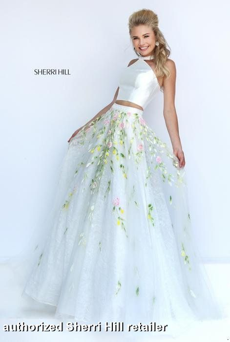 Sherri Hill 50196 Sherri Hill Prom Dresses Shop Z Couture for the ...