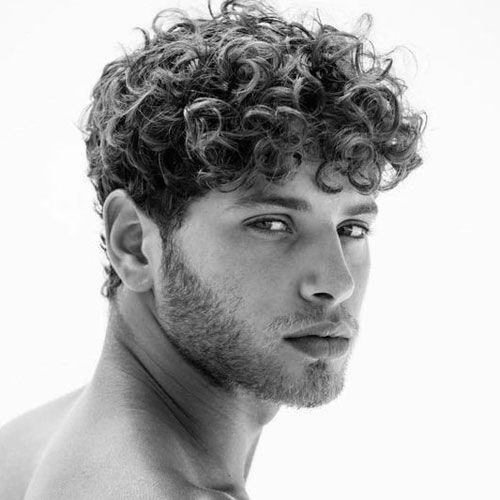 40 Best Perm Hairstyles For Men 2020 Styles Guide In 2020 Curly Hair Men Mens Hairstyles Curly Permed Hairstyles