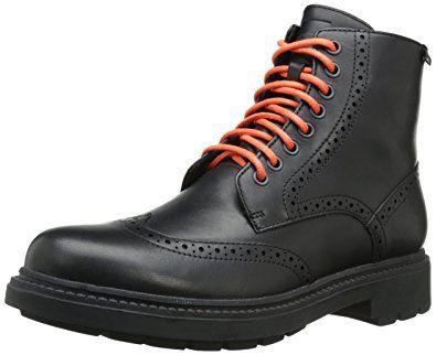 camper men's hardwood gore tex k300029 boot review  mens