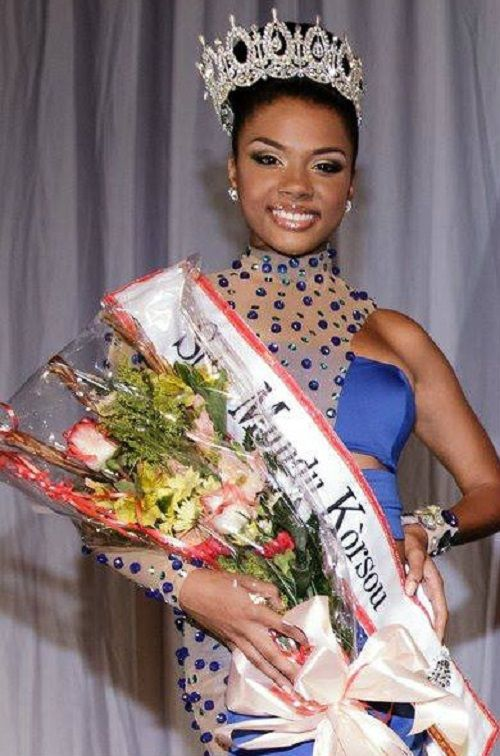 Xafira Ursileta Miss Curacao World 2013   Black Beauty