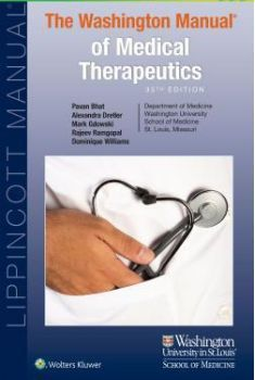 Washington manual of medical therapeutics 35e 2016 pdf free the washington manual of medical therapeutics free ebook online fandeluxe Images