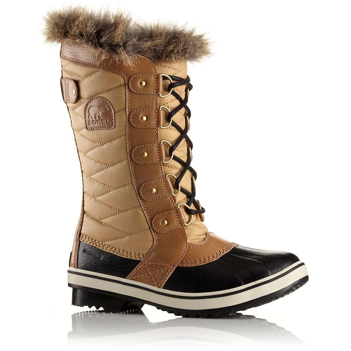 SOREL Women's Tofino II Boots, Curry in