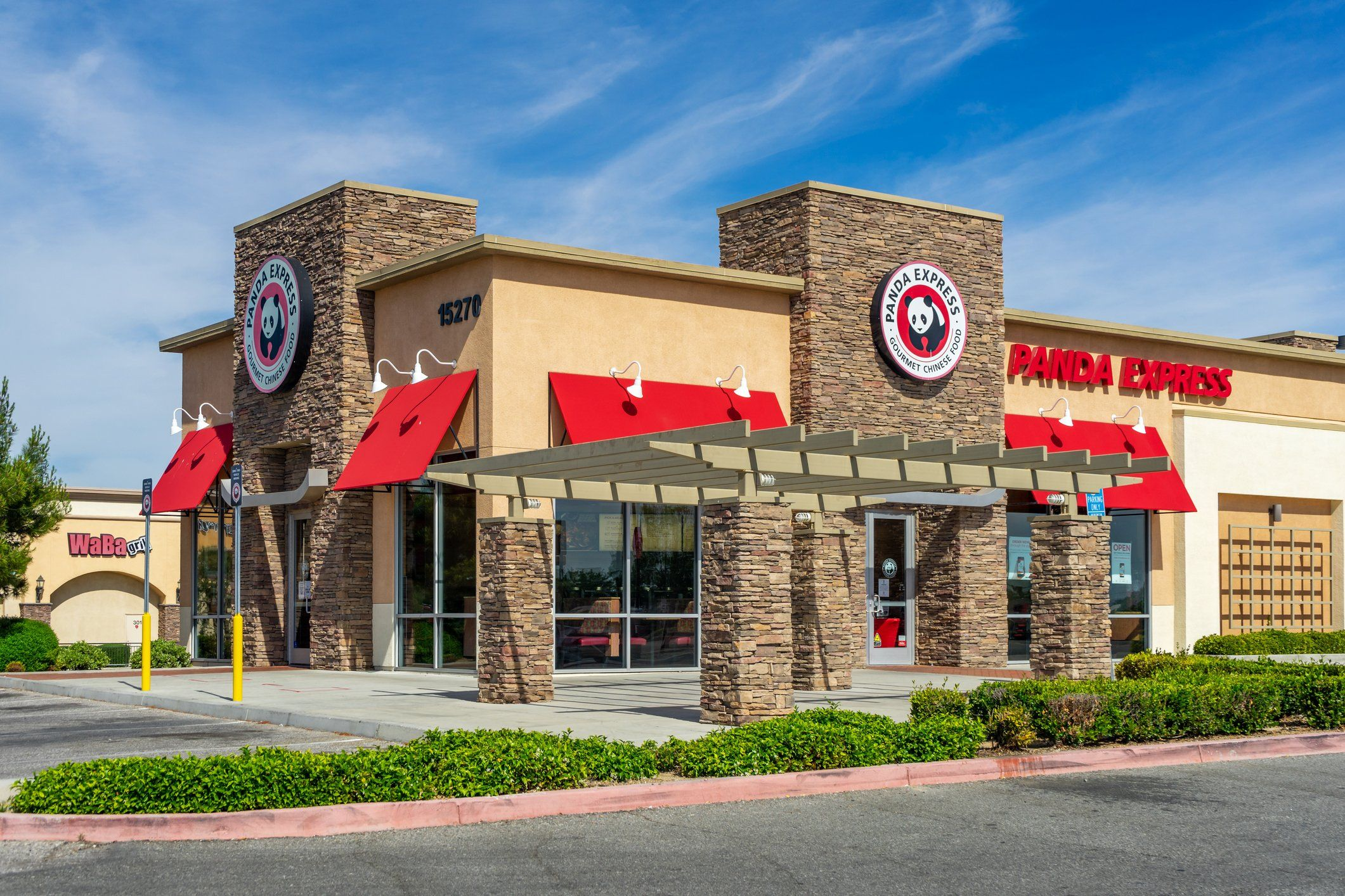 This Fast Food Restaurant Is The Safest In The Country Right Now Panda Express In Law Suite Fast Food