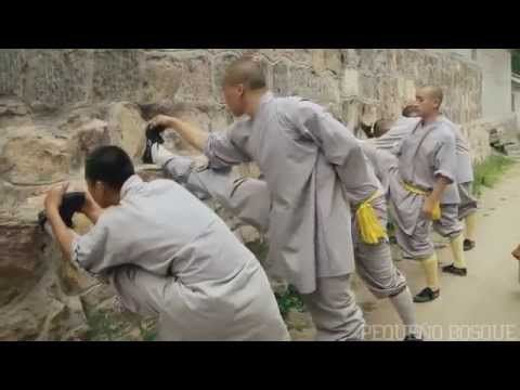 Shaolin kung fu basic training 2 - YouTube | qigong