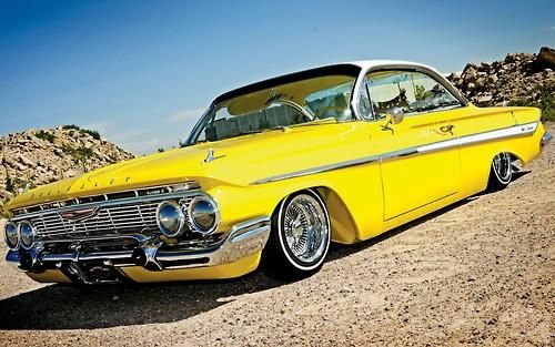 1961 Chevy Impala Lowrider Lowrider Cars Lowriders Hydraulic Cars