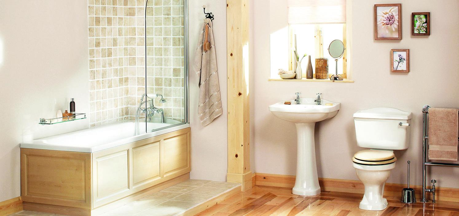 Rhyland bathroom suite. | Furniture | Pinterest