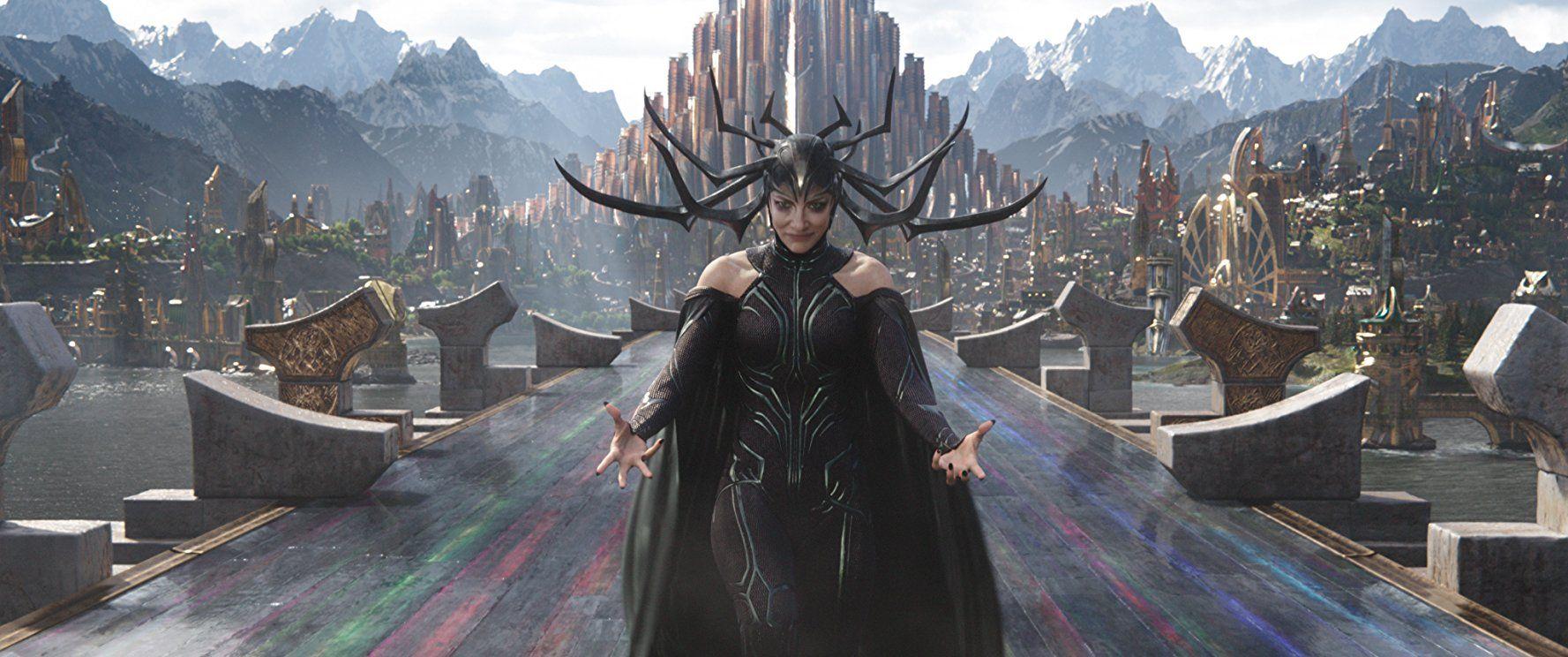 Thor Ragnarok Pelicula Completa Marvel Female Villains Ragnarok Movie Marvel Villains