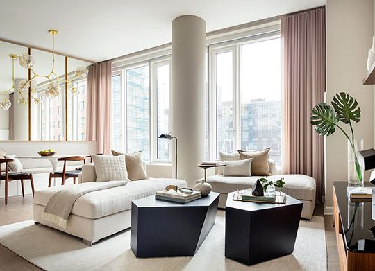 One Hudson Yards Luxury Apartments In Chelsea NYC | Related Rentals