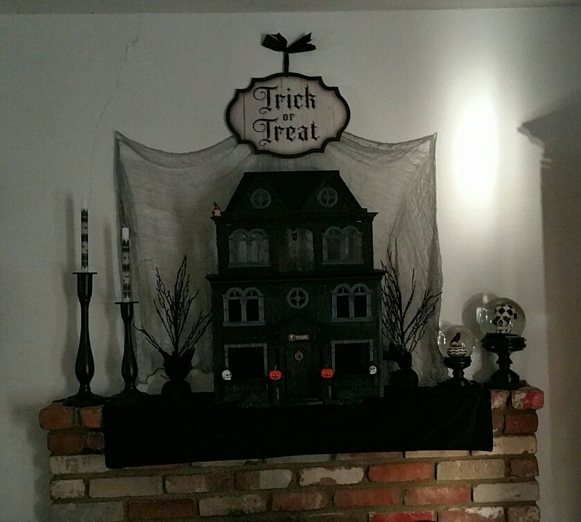 Pin by Karla Byrum on Halloween decor Pinterest