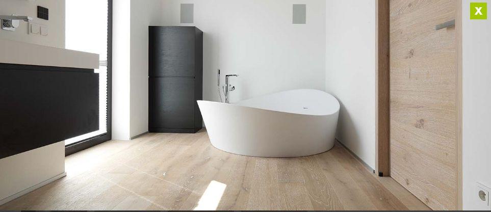 Bad Parkett hell / matte Möbel Ideen für die Wohnung Pinterest - parkett für badezimmer