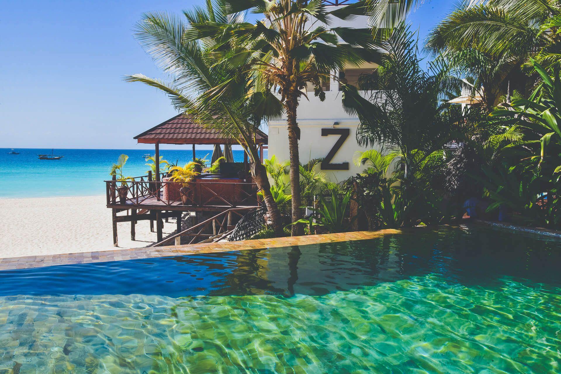 Underwater Hotel In Zanzibar