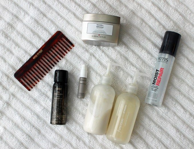 Stronger Healthier Hair with Function of Beauty   Glass of Glam   A DC Style Blog