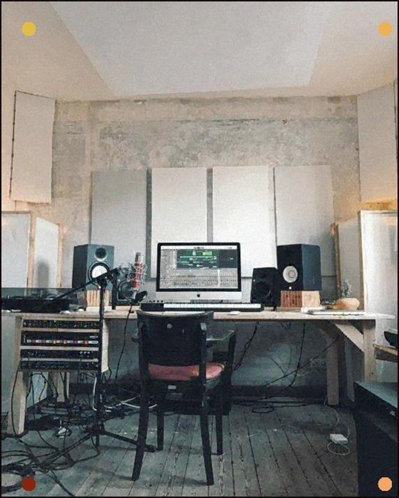 10 Inspiring Small Music Studio Ideas For Apartments ...