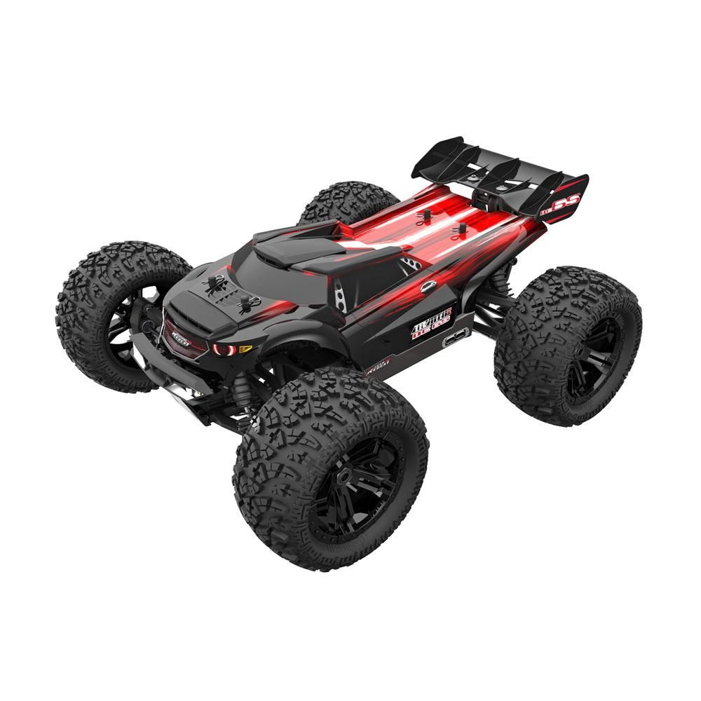 Team Redcat Tr Mt8e Be6s Monster Truck 1 8 Scale Brushless Electric 659 98 Free Ground Shipping On Orders Over Monster Trucks Redcat Racing Best Rc Cars