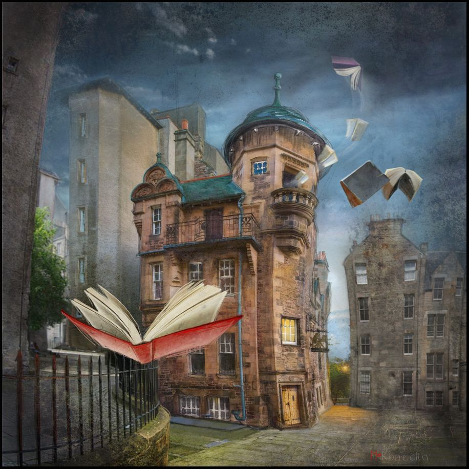 'Writers' Museum' | Matylda Konecka