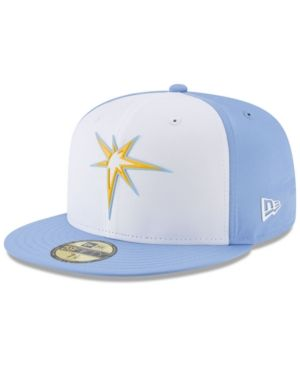 super popular c2dc9 a8dde ... top quality new era tampa bay rays batting practice pro lite 59fifty  fitted cap blue 7