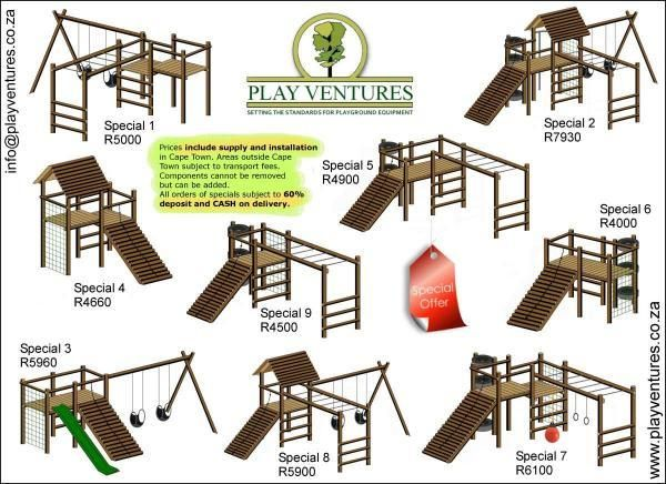 WOODEN JUNGLE GYMS SUPPLIED AND INSTALLED | Columpios | Pinterest ...