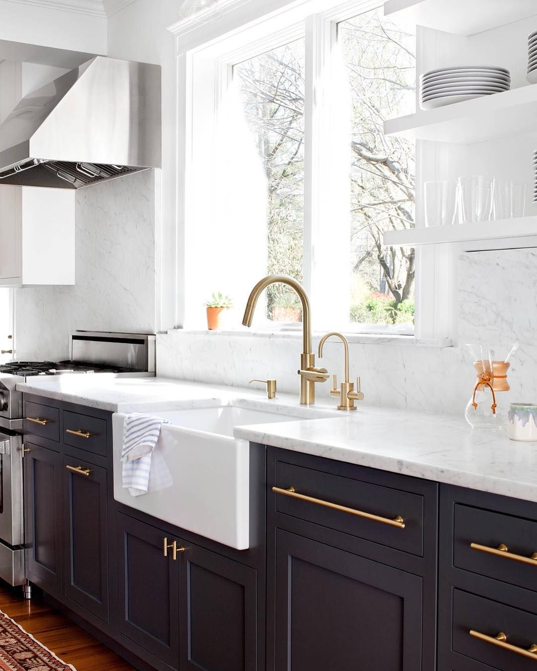 #trendalert! Gold Fixtures Are So Hot Right Now. Do You