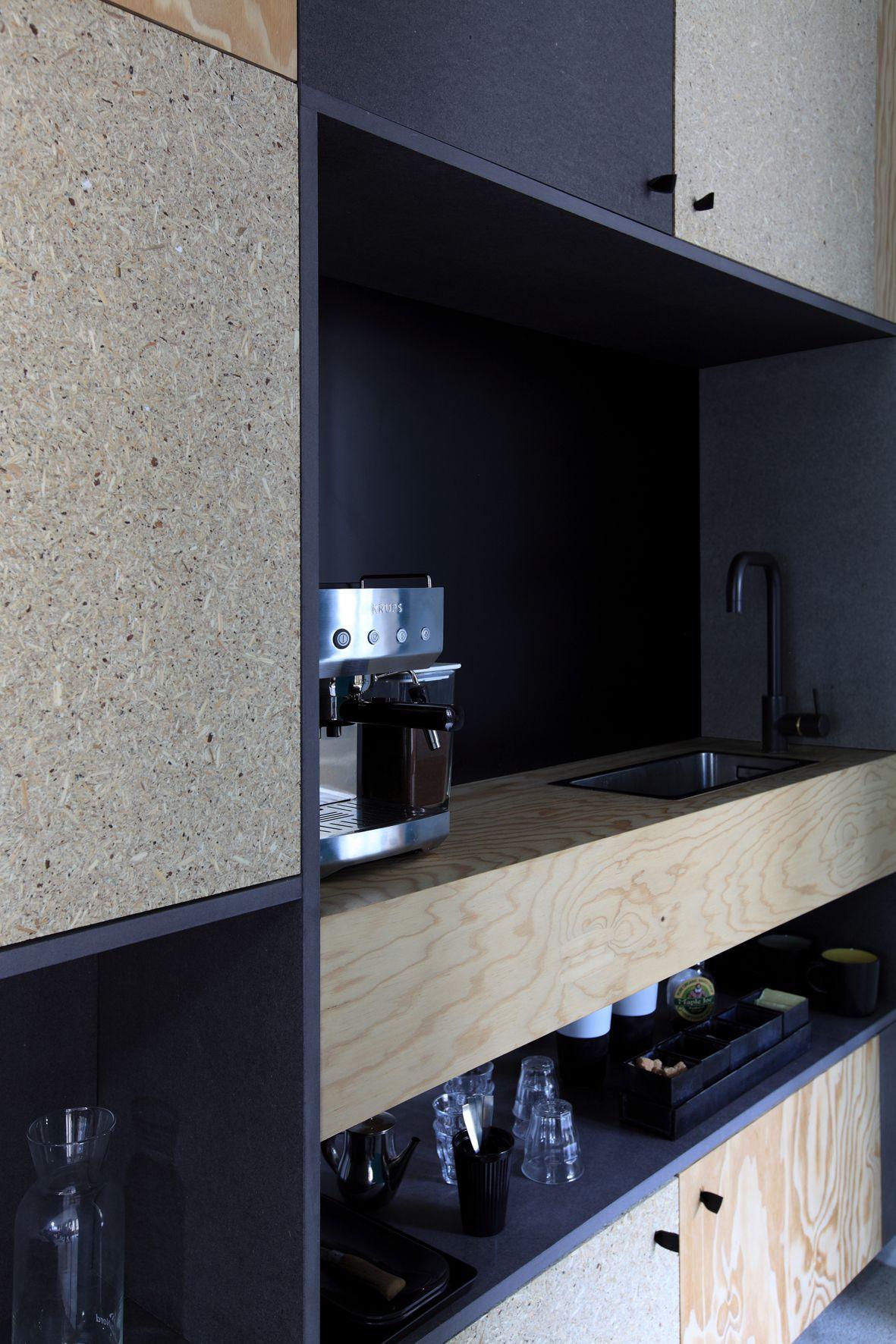 Tout petit coin cuisine batipin m dium gris archi design atelier premier etage a touch - Petit coin cuisine ...