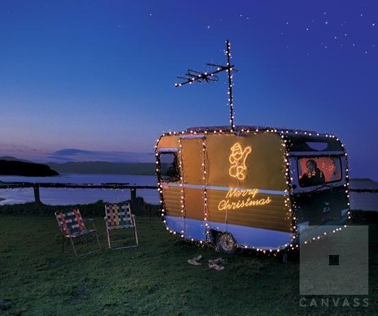 Summer Nz Christmas Winter Camping Vintage Caravans Vintage Camper