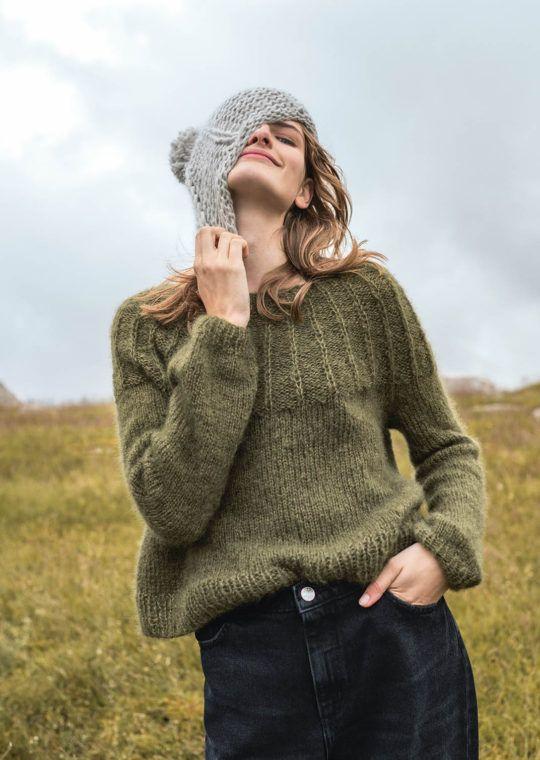 Hefter Arkiver Sandnes Garn Ihlice Pinterest Knit Patterns