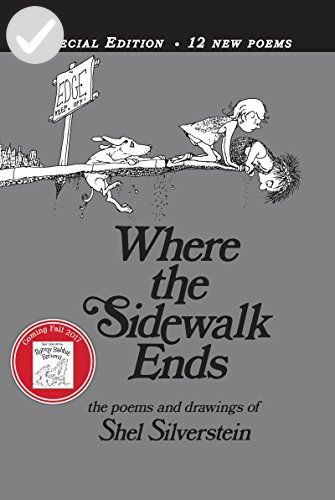 Where the Sidewalk Ends Special Edition with 12 Extra