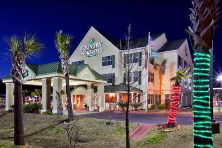 Country Inn Suites By Carlson Hinesville Georgia Exterior Night View Country Inn And Suites Country Inn Georgia Vacation
