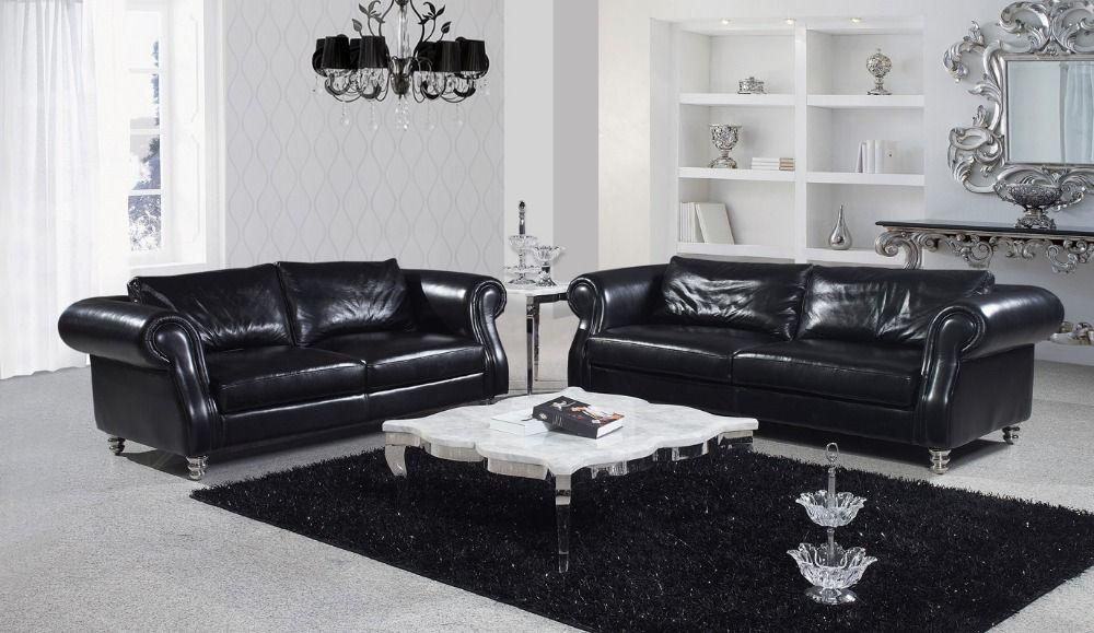 Living Room Italian Leather Sofa Sf326 Leather Sofa Modern Sofa Living Room Leather Sofas 2 3 Seater Furniture Modern Sofa Living Room Living Room Leather