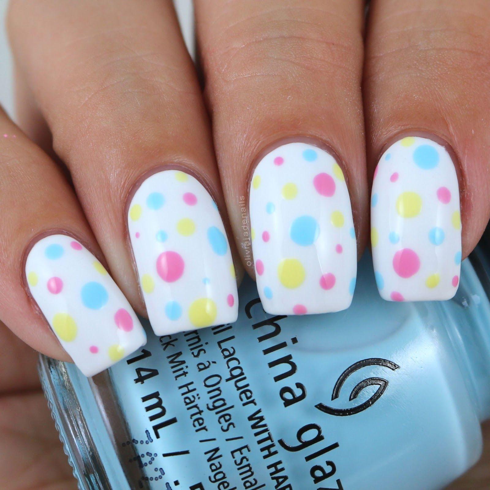 Olivia Jade Nails | nAiLs nAiLs nAiLs | Pinterest | Jade nails and ...