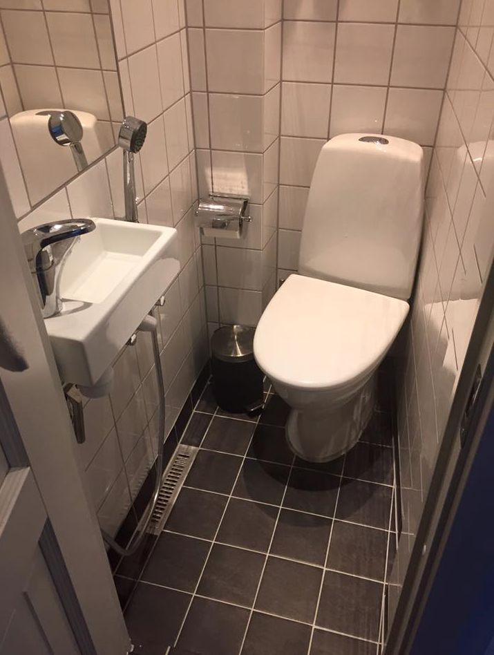 Billedresultat for indretning af meget lille badeværelse kbh ...