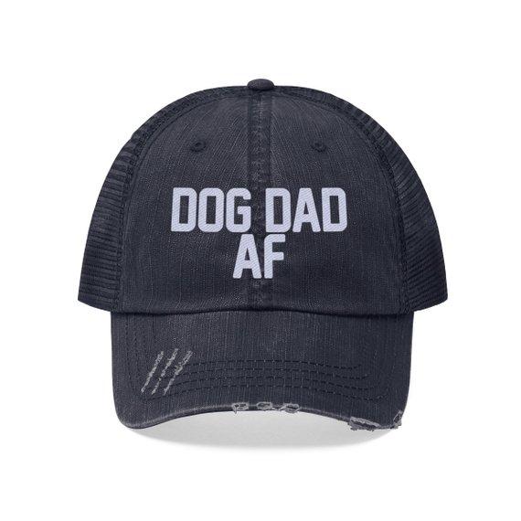 dog dad af hat