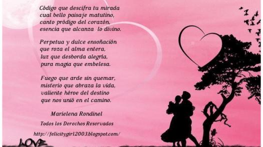 El Amor Poemas Infantiles Encuentos Poemas De Amor Versos Poema De Amor