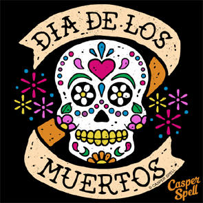 Day of the Dead (Dia de los Muertos) #mugart